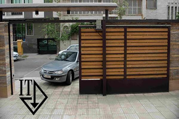 تعمیر درب پارکینگی برقی3